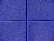 Free Four Blue Squares Stock Image - 10220761