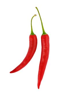 Free Red Hot Chili Peppers Stock Photo - 10221770