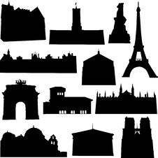 Free European Construction Royalty Free Stock Photos - 10221958