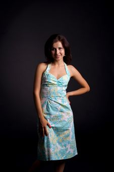 Free Beautiful Teenager Stock Photography - 10221962