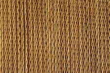 Free Bamboo Mat Background Royalty Free Stock Images - 10222769