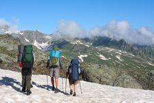 Free Hiker Stock Photo - 10223340