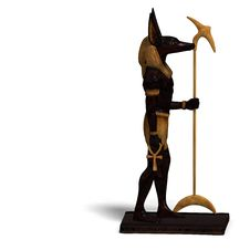Anubis Statue Stock Photos