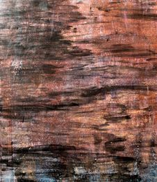Free Painted And Scratched Metal Surface Stock Photography - 10223552