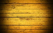 Yellow Vintage Plank Stock Images