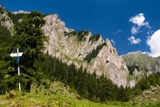 Carpathian Landscape Stock Photos