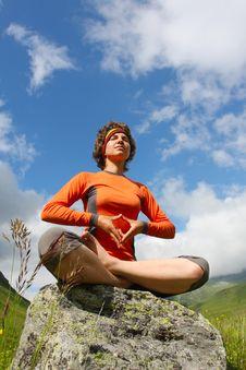 Free Yoga Stock Photos - 10224563