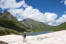 Free Hiker Stock Photo - 10224710