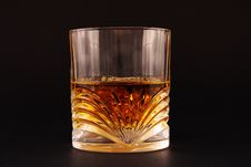 Free Glass With Liquid Royalty Free Stock Photo - 10225065