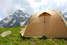 Free Tent Royalty Free Stock Images - 10225249