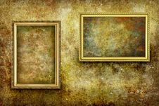 Free Old Frame Museum Royalty Free Stock Photography - 10226257