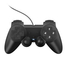 Free Realistic Black Joypad Royalty Free Stock Images - 10228099