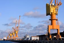 Free Harbour Stock Photography - 10228202