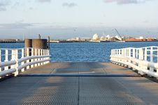 Free Ferry Entrance Royalty Free Stock Photos - 10228218