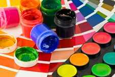 Free Color Paint Royalty Free Stock Photos - 10229138