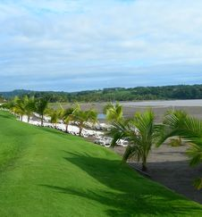 Free Resort In Costa Rica Stock Photography - 10229222