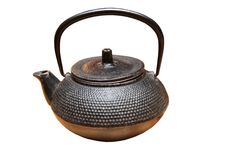 Free Cast-iron Teapot Stock Photo - 10229400