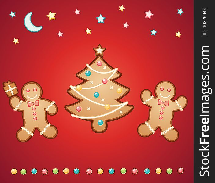 The Gingerbread Men - Free Stock Images & Photos ...