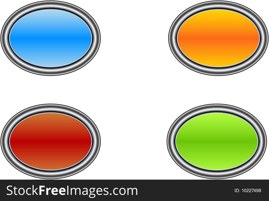 Buttons chrome