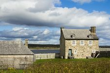Free Fortress Of Louisbourg, Sydney, Nova Scotia Stock Photos - 102226043