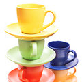 Free Color Cups Stock Photo - 10238650