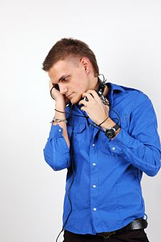 Free Music DJ Royalty Free Stock Photo - 10230755