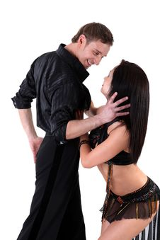 Free Dancer In Action Royalty Free Stock Photography - 10231457