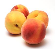 Free Peaches Stock Images - 10231494