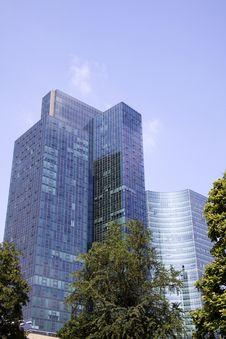 Free The Frankfurt Skyline Royalty Free Stock Photo - 10231745