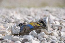 Free Metal Rubbish Stock Image - 10231911