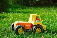 Free Truck Toy Stock Photos - 10232433
