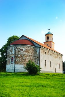 Free Old Church Stock Image - 10232471