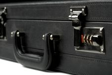 Free Business Suitcase Combination Lock Stock Photo - 10233910