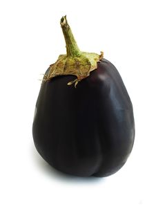 Eggplant / Aubergine Royalty Free Stock Photo