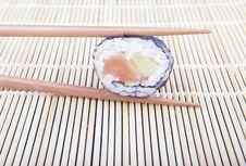 Free Maki Sushi Royalty Free Stock Image - 10236006