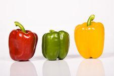 Free Colored Paprika Stock Photos - 10237193