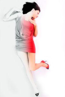 Free Beautiful Sexual Woman Stock Image - 10237261