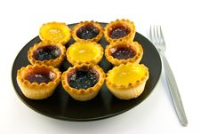 Free Jam Tarts Royalty Free Stock Photos - 10237728