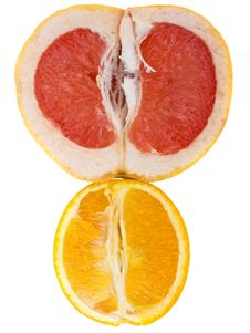 Free Grapefruit And Orange Stock Photos - 10237753