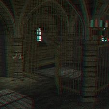 Free This Is An Anaglyph Image / Stereo Rendering Of A Royalty Free Stock Image - 10238046