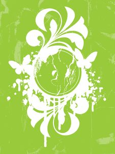 Free Green Abstract Stock Images - 10238154