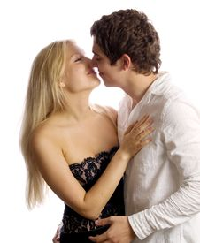 Free Lovers Stock Images - 10238424