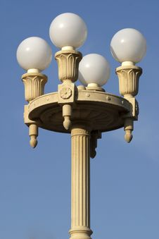 Free Street Lamp Stock Image - 10239061