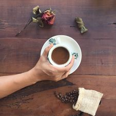 Free Beverage, Caffeine, Coffee Stock Image - 102380461