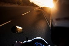 Free Asphalt, Automobile, Biker, Blur, Royalty Free Stock Photos - 102380518