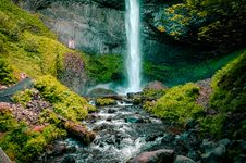 Free Cascade, Creek, Environment, Falls Stock Images - 102380544