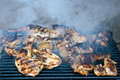 Free Chicken Grill Royalty Free Stock Photos - 10245648