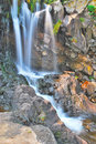 Free Close Up Shot Of Majestic Waterfall Royalty Free Stock Photography - 10247517