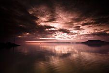 Free Sunset Scene Stock Photos - 10241613