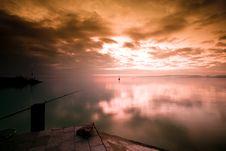 Free Sunset Scene Royalty Free Stock Images - 10241629